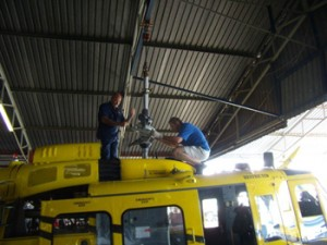 Leading Edge Aviation - Aircraft repair and servicing - 2010 photo's 057