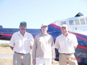 Leading Edge Aviation - Aircraft repair and servicing - Bill Gates 15.06.2006