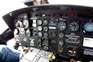 Leading Edge Aviation - Aircraft repair and servicing - Buisness end of HLA
