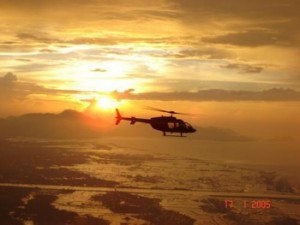 Leading Edge Aviation - Aircraft repair and servicing tSUNAMI Heli Pics 1