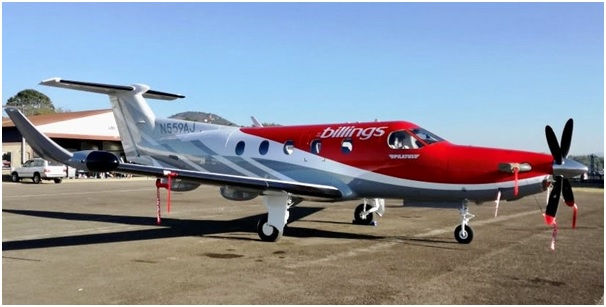 Aircraft Refurbishment – Pilatus PC 12